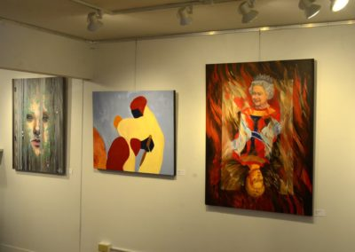 DiverCity is an exhibition that will be held at the Deer Lake Art Gallery
